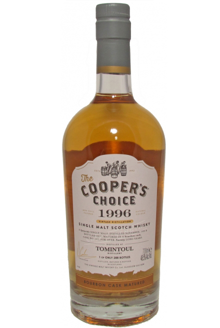 Tomintoul, 20 ans, Cooper's Choice