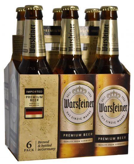 Warsteiner 6-pack