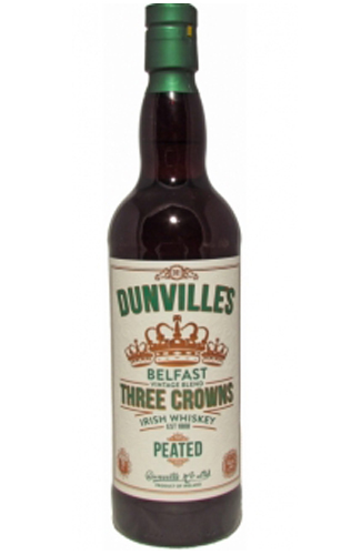 Dunville's Crowns Seated Vintage Blend